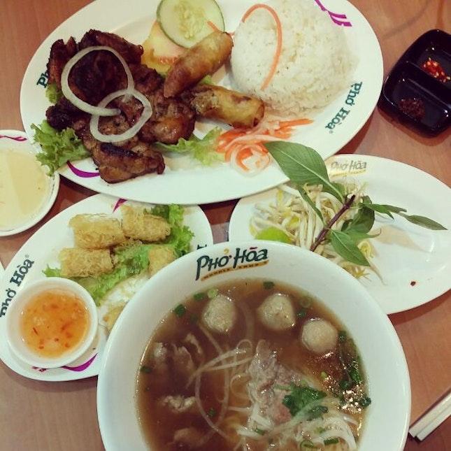 Vietnamese/ Thai