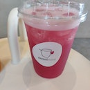 Grape Oolong Mocktail ($6.60 - 1 For 1)