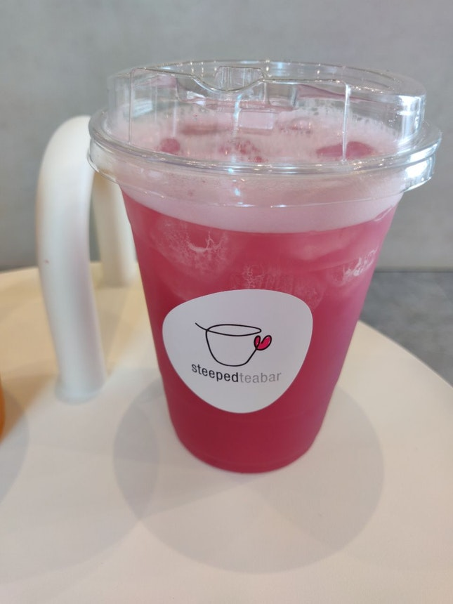 Grape Oolong Mocktail ($6.60 - 1 For 1)