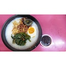 Our shared Bubur Taiwan for #dinner.