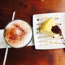 sent via @latergramme wish I was somewhere enjoying cake and sipping coffee :/