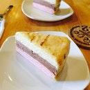 3-in-1 Mille crepe cake.