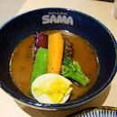 Sama Curry & Cafe.