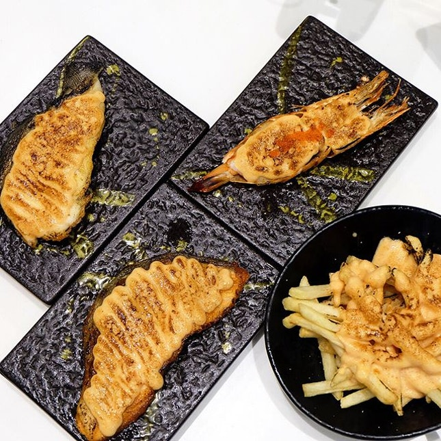 One Sushi is a new affordable japanese restaurant located at the Yishun Town Square.