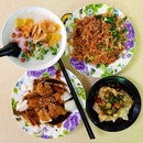 Gen Shu Mei Shi Shi Jia  根叔美食世家 Simple, hearty and comforting #Breakfast food at Toa Payoh Vista Market.