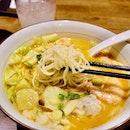 Le Shrimp Ramen 🦐 You should know how much I love noodles!!