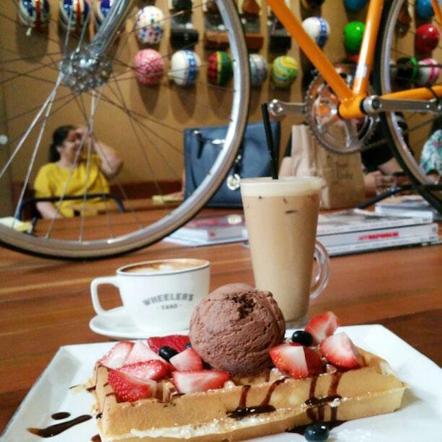 My Cafe Journey