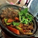 Chicken Hot Pot (Taman Segar)