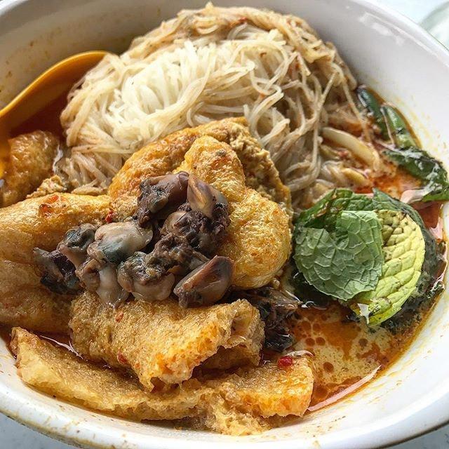 168 Restoran Wan Tan Mee, Curry Mee, Bubur & Nasi