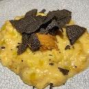 Uni scrambled eggs with truffle #sushiRyuKL @sushiryu.kl #burpple #amayzing_KLCC