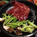 Ribeye Beef Teppanyaki