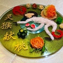 One of the best yusheng that I have come across this year!