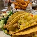Sub-par Fish Tacos