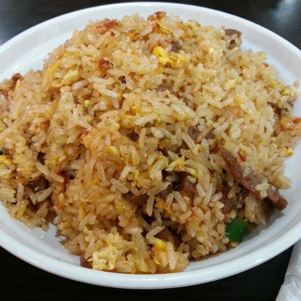 Sambal Beef Fried Rice