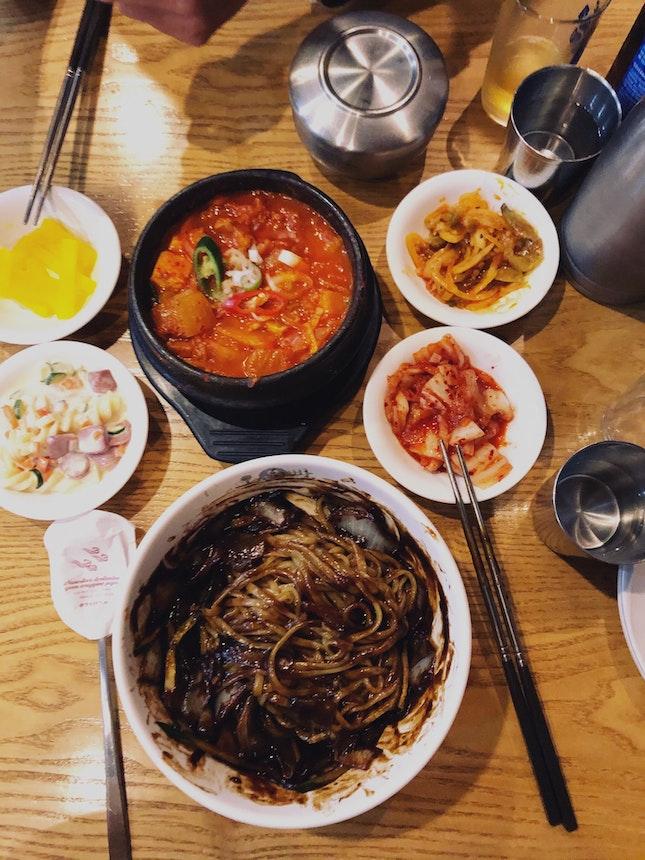Restaurant Food in Singapore