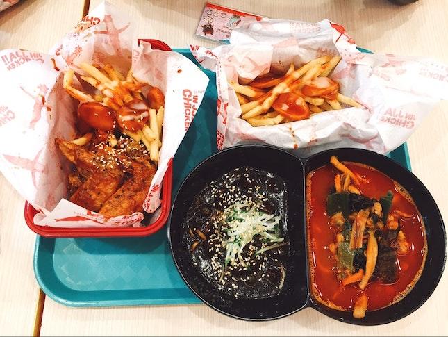 Hunt For Halal Korean Food