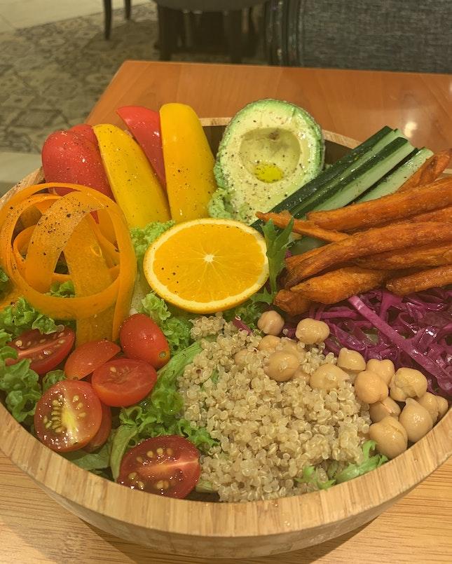 P&W Buddha Bowl - Lunch Set