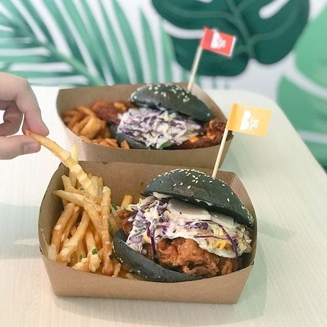 Have you Shake shack-ed or B burger-ed?