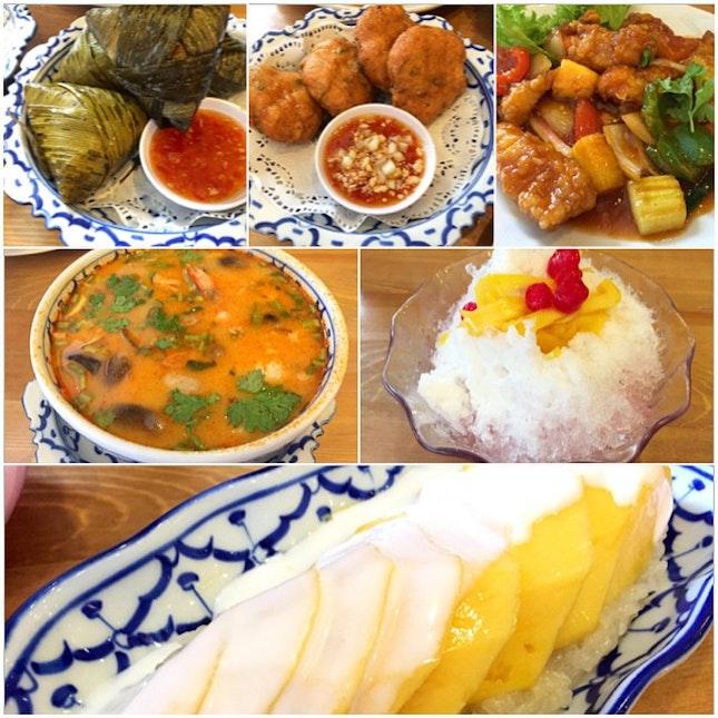 Super awesome #thaifood !