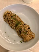 Cold Pasta With Konbu And Truffle Oil