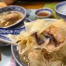Dat Mushroom Shrimp Dumpling #fatliceeats #fatlicetravels