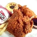 KFC Red Hot Box ($8.90)