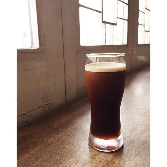 Quench your thirst on a hot day with beer...
