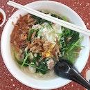 Lai Lai U Mian (Yuhua Market & Hawker Centre)