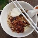 dry chilli ban mee ($5)