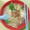 mee hoon kuay ($4) from Ho Kee Sheng Mian○Mee Hoon Kuay 好记 生面○面粉粿