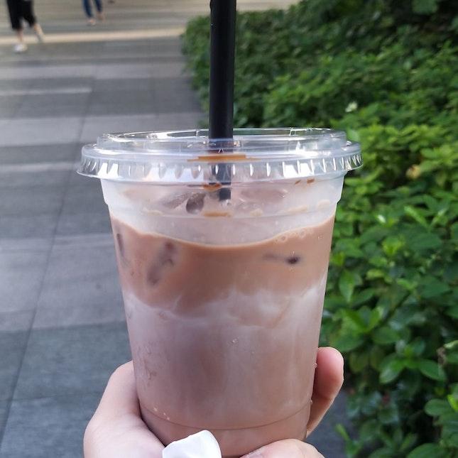 iced mocha ($6)