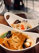 Korean Noodles!