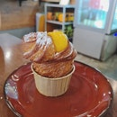 passionfruit cruffin ($5)
