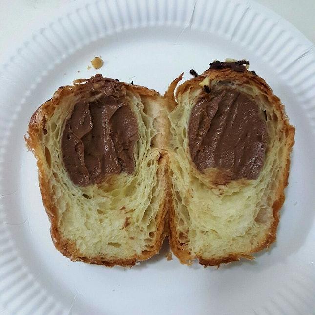 Chocolate CRUFFIN