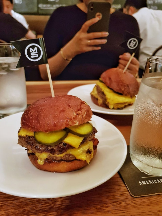 One Of The Best Burgers I've Eaten