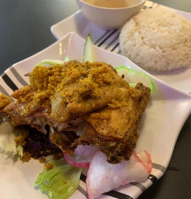 Yummy Ayam Penyet