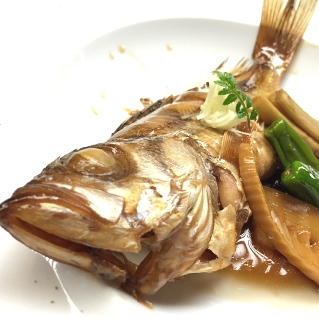 Mebaru Fish (Rock Fish)