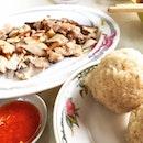 Chicken Rice Ball