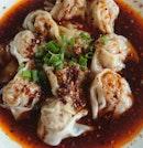 Szechuan Dumplings