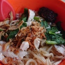 Mala Chicken Ban Mian