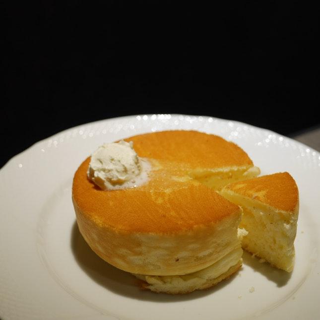 Soft & Fluffy Pancake Soufflé