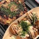 Takoyaki And Okonomiyaki