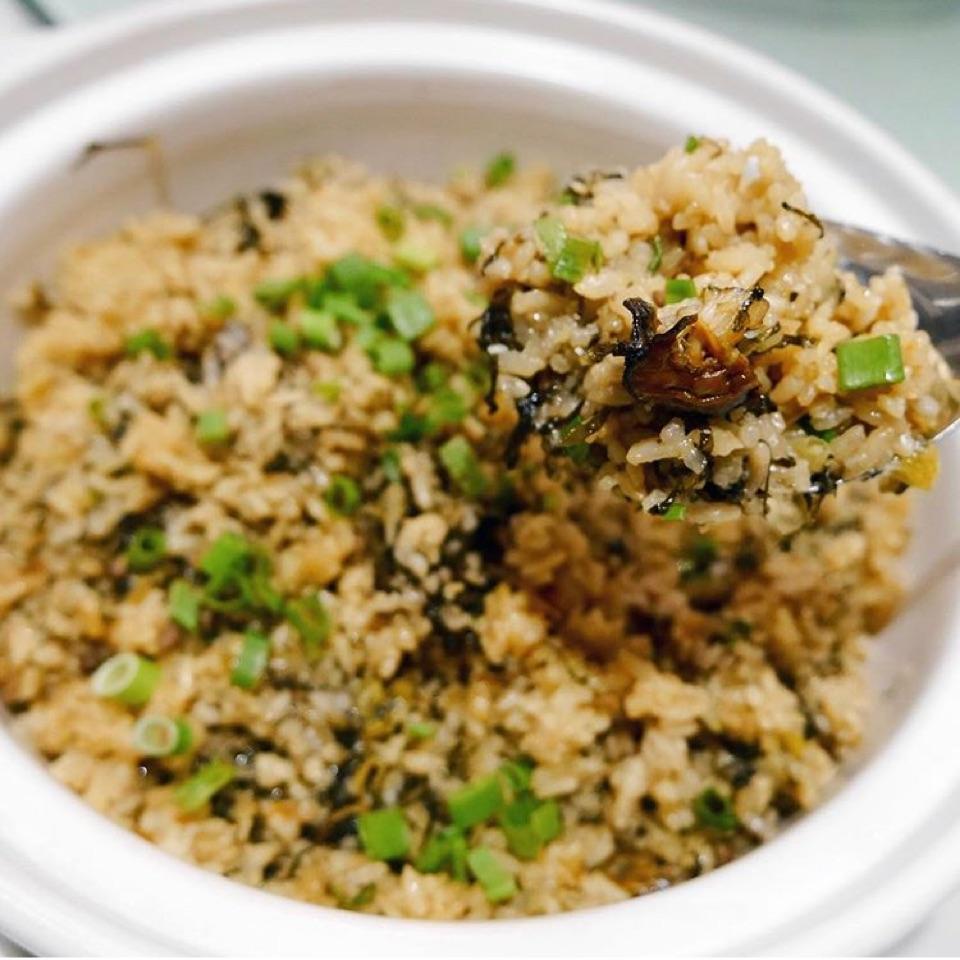 Meizhou Claypot Rice with Seaweed ($11.90)