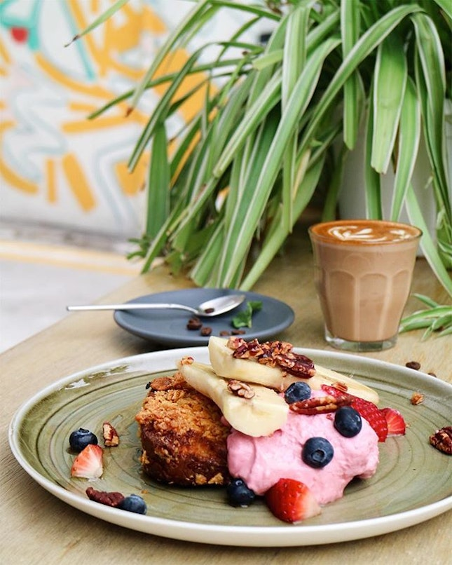 Known for their intimate dinner experiences and bespoken cocktails, @donhosg offers brunch on weekends from 10am-3pm now.