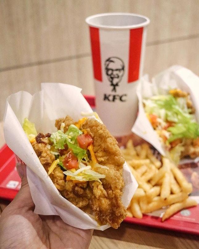 KFC Kentaro ($5.90)