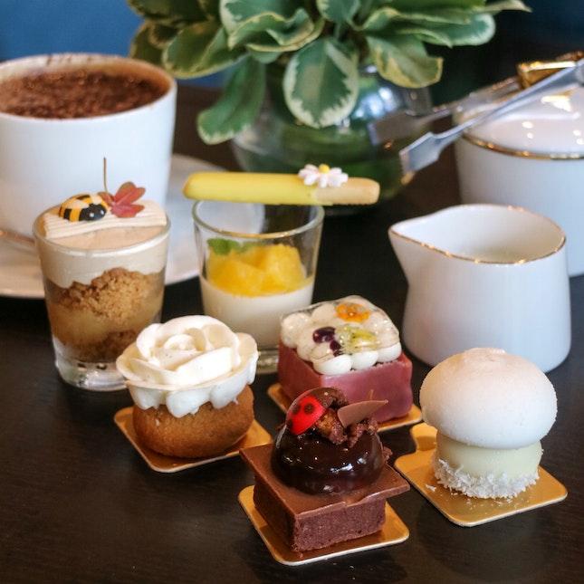 Living A Tai Tai life: Afternoon Tea Indulgence
