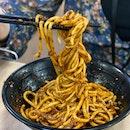 Chilli Pan Mee Dry ($7.80)