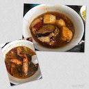 Big Prawn Bee Hoon Soup& Claypot Yong Tau Foo