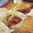 4Fingers Crispy Chicken #4fingers #burpple #friedchicken