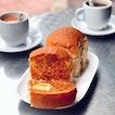🍞Hainanese Kaya Toast ($1.20) 😋(3/5)